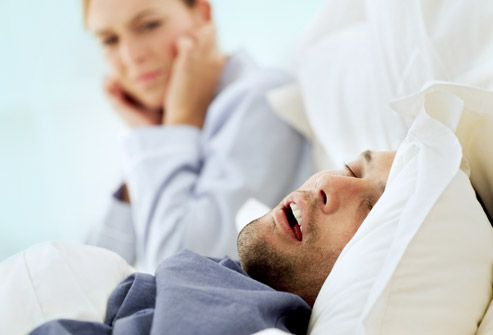 Snoring Issues? Not Any More!